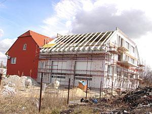 Administratívna budova 2007-2008