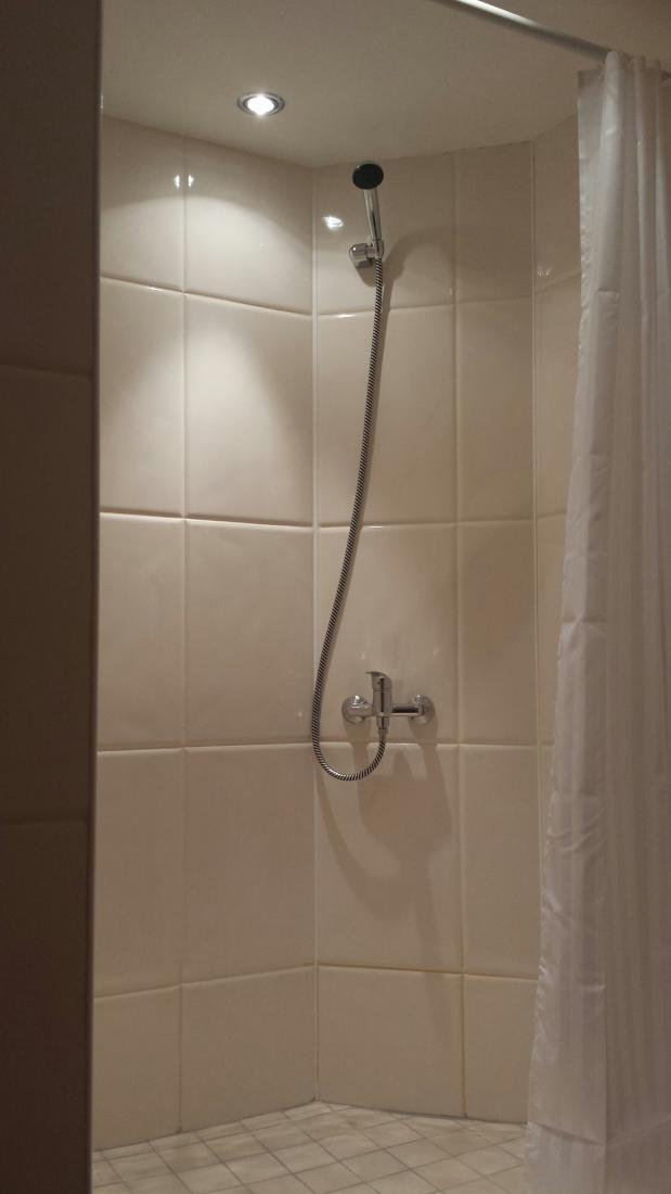Sprcha ženy
