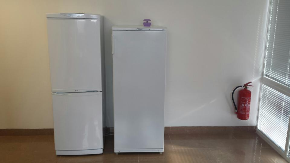 Chladničky s mrazničkou